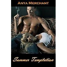 Summer Temptation (Taboo Romance Erotica)