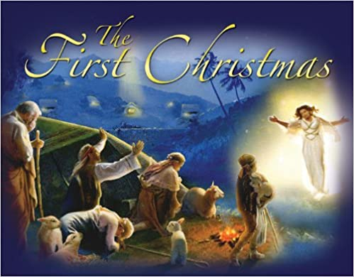 Book The First Christmas: Pop Up