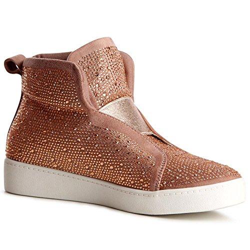 Donna Sneaker Donna Rosa Topschuhe24 Scarpe Topschuhe24 Rosa Scarpe Sneaker qgEAOO