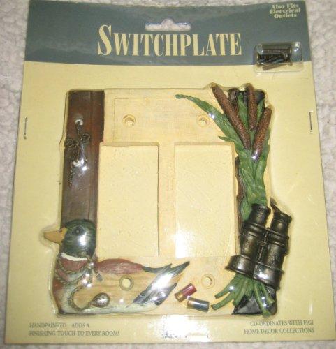 - Mallard Duck Switchplate (Light Switch Cover)