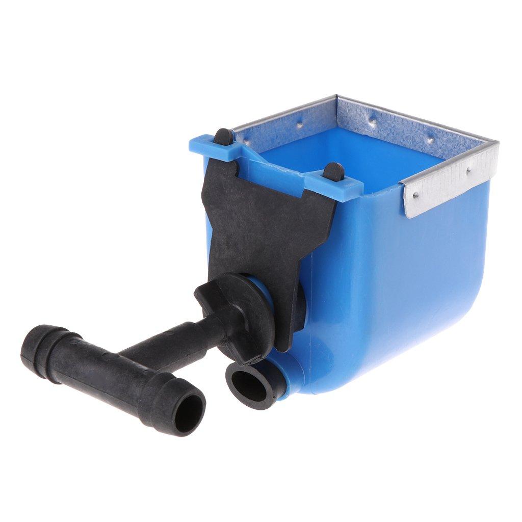 LANDUM 1 utensili Avicoltura coniglio automatico acqua potabile Cup for Fox visone