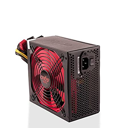 Artis AR-VIP 750W 750 Watt SMPS Power Supply Unit (Black)