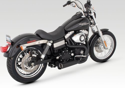 Vance & Hines Competition Series 2 into 1 Exhaust Matte (Competition Series Exhaust)