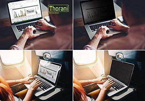 Apple MacBook Pro Retina 13 Pulgadas Thorani Laptop Privacy L/ámina I Filtro de Privacidad para Port/átil I Protecci/ón contra Miradas Indiscretas