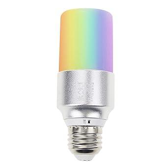 16 40w amp;hub Compatible Fi 5w Couleurs Led Millions Rgb Connectée Intelligente Wi ampoule Alexa Équivalent ampoule Par Ampoule Contrôlé App E14 TkXwOPiZu