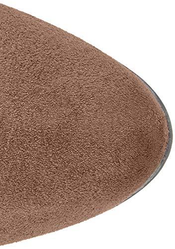 stone Stretch Para Botas 208 25504 Caprice Gris Mujer wYz7xXARq