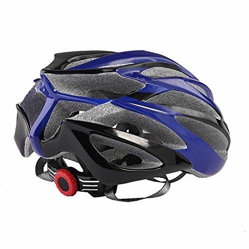 Adult Bike Helmet Safety Protection 21 Integrated Flow Vents Adjustable 52 61cm