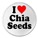 A&T Designs Unisex - I love Chia Seeds Review and Comparison