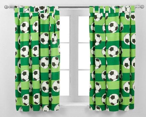 Football Curtains Green Curtain Menzilperde Net