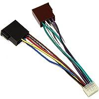 AERZETIX: Cable adaptador enchufe ISO E5 para radio