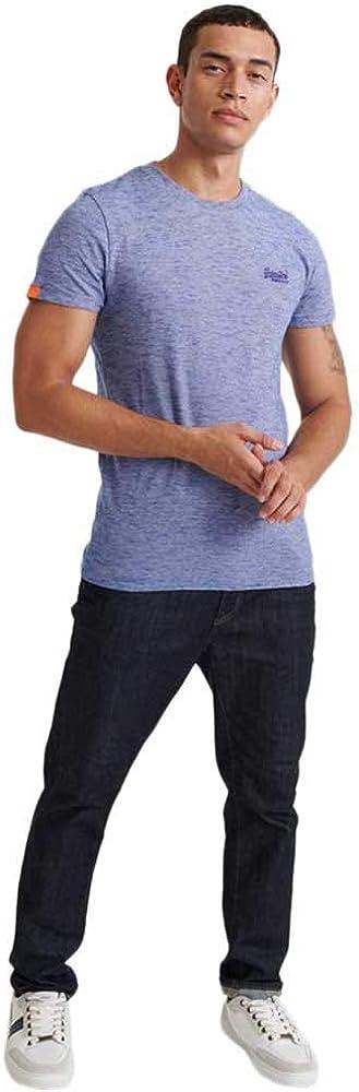 Superdry Mens Ol Vintage Embroidery Tee T-Shirt