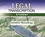 Legal Transcription : Student Courseware, Lyle, Linda R. and Doty, G. Howard, 0763821969