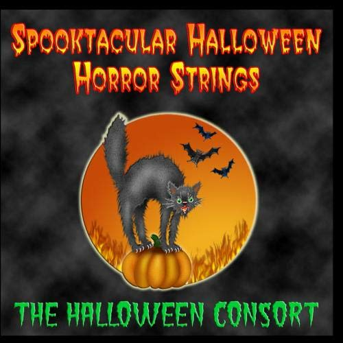 Spooktacular Halloween Horror Strings -