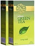 LaPlant Green Tea, Long Leaf - 2 x 100 gms