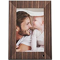 NIX Lux 10.1 inch Digital Non-WiFi Photo & HD Video Frame, with Hu Motion Sensor and One Year Warranty