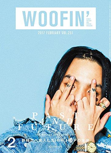 WOOFIN' 最新号 表紙画像