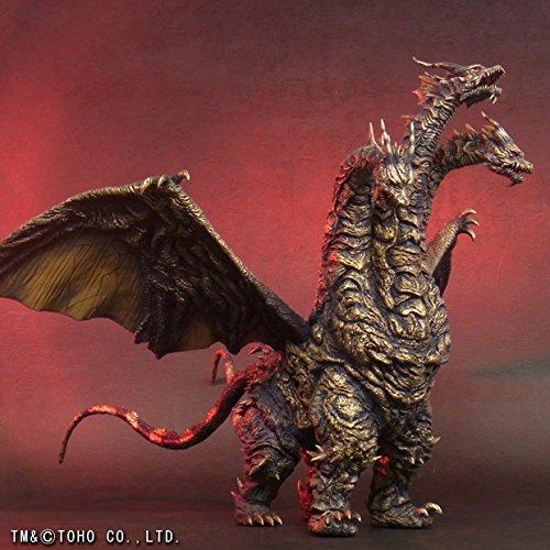 東宝大怪獣シリーズ「カイザーギドラ」ショウネンリック限定版