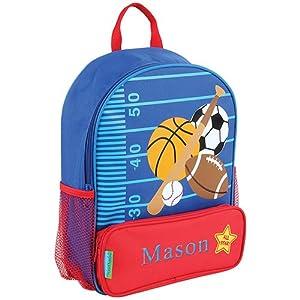 GiftsForYouNow Sidekick Sports Personalized Backpack from GiftsForYouNow
