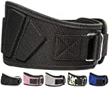 Fire Team Fit Lifting Belt, Gym Belt, Weight Lifting Belts, Weight Belts for Lifting (Black, 38