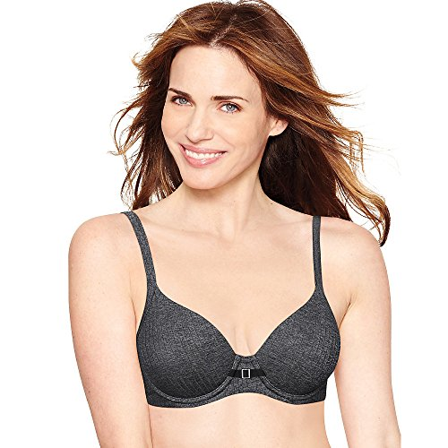 Hanes Women's Ultimate T-Shirt Soft Foam Light Lift Bra