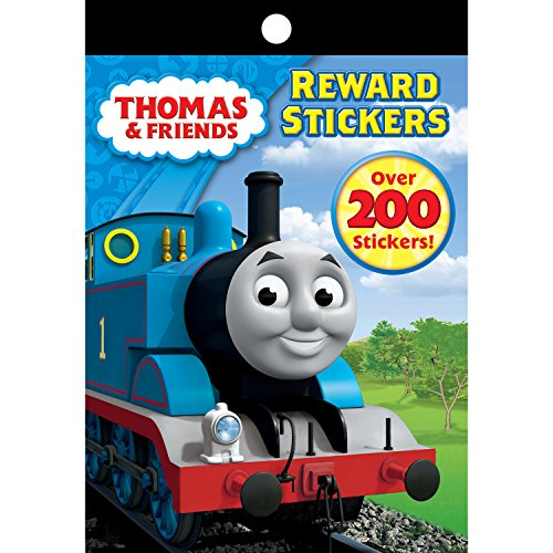 - Thomas & Friends Thomas and Friends Bendon 6775 16-Page Mini Sticker Pad