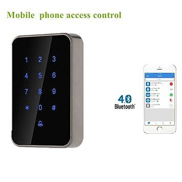 Amazon.com: Cuatro Smart Lock, Lector de tarjetas de control ...