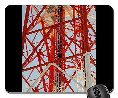 Mouse Pads - Radio Tower Radio Mast Greened Transmission ()