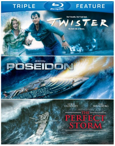 Twister / Poseidon / The Perfect Storm (Triple Feature) [Blu-ray]