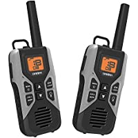 Uniden GMR3050-2C GMRS/FRS Two-Way Radio with Charger, Grey
