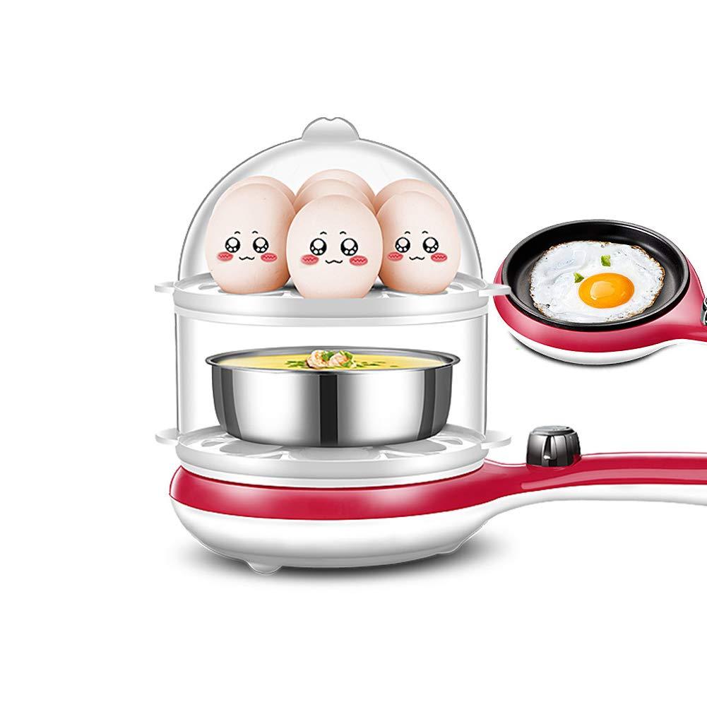 HENRYY Mini Macchina per cuocere all'uovo al Vapore, Mini-Uova, Macchina Automatica per la Prima Colazione offerta