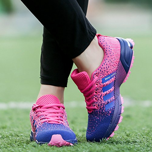 Scarpe Rosso Blu Nero Sneakers Basket Da Uomo Rosa Donna Sportive Estive Verde Running qwpvSn54xz