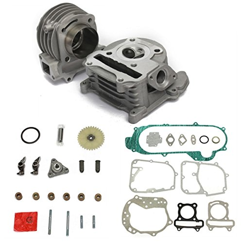 Forspero Gy6 100Cc 50Cc 139Qmb 50Mm Big Bore Performance Cyinder Kit Chinese Scooter Parts