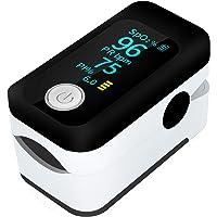 Vitkare Pulse Oximeter Fingertip Blood Oxygen Monitor LED Digital Display Blood Oxygen Saturation SpO2 Pulse Rate…