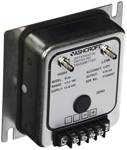 Differential Pressure Transducer - 3