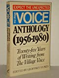img - for The Village voice anthology (1956-1980): Twenty-five years of writing from the Village voice book / textbook / text book