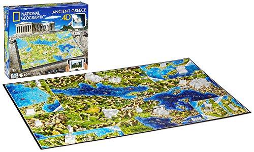 4d Cityscape Jigsaw Puzzle - 8