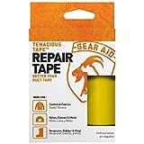 Tenacious Repair Tape Clean Adhesive Outdoor All Purpose Gear - Yellow