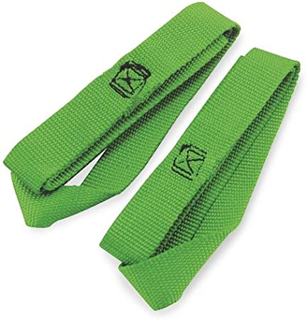 Ancra 45214-13-04 Green 18 Soft Hook Tie Down Extension 8 Pack
