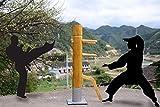 Wing Chun Martial Arts Training Wooden Dummy Muk