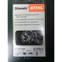 STIHL 61PMMC3-44 Oilomatic Picco Micro Mini Comfort 12-Inch Saw Chain, 3/8-Inch Pitch, .043-Inch Gauge, 44 Drive Lengths