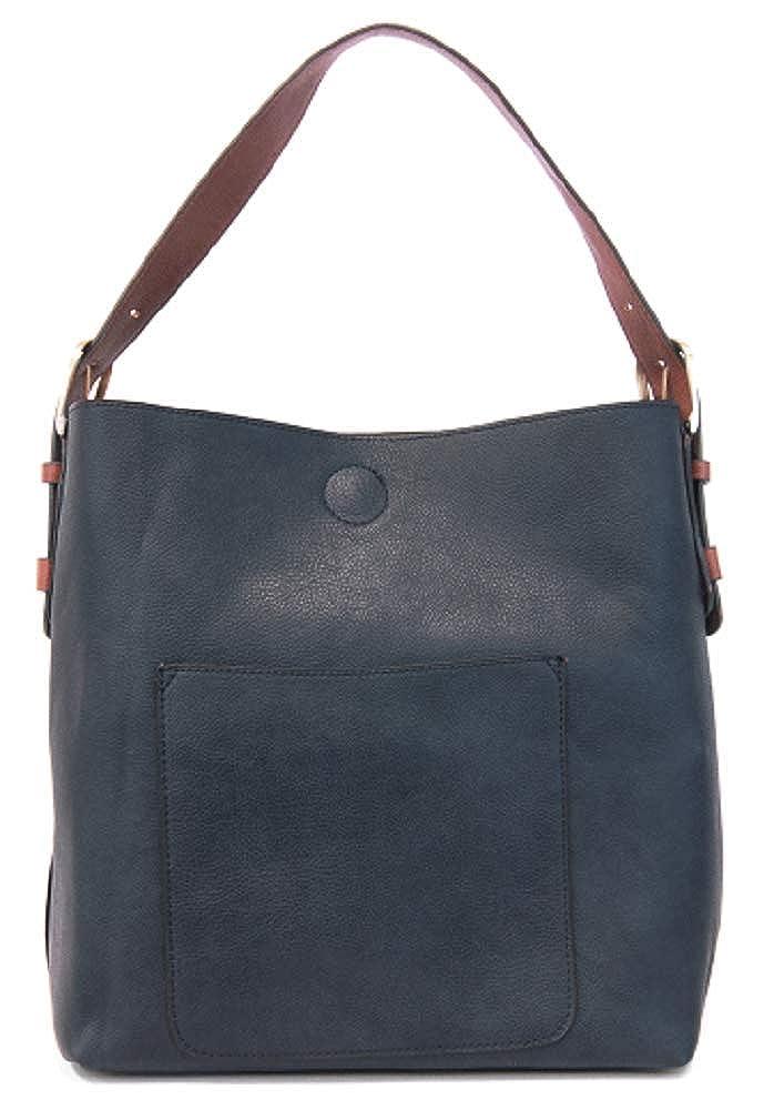Indigo Cedar Handle Joy Susan Classic Hobo Handbag