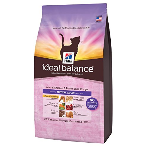 Ideal Balance Natural Chicken and Brown Rice Recipe Dry Cat Food 51 sSY OlDL