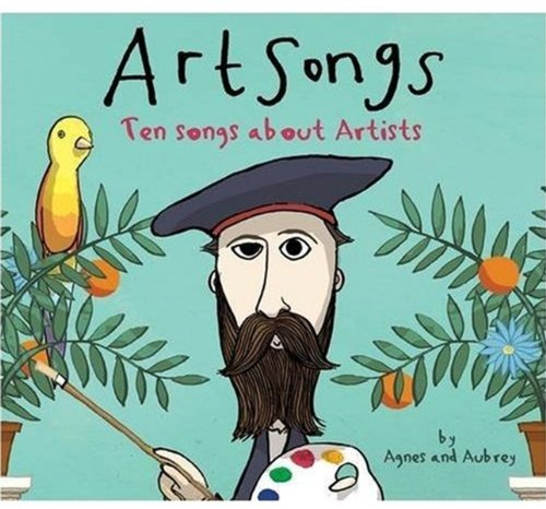 Art Songs: Ten Songs About Artists by Tate