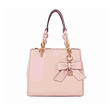 8de335eee ... coupon for michael kors cynthia small convertible satchel soft pink  7011d 427fc