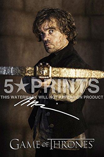 Cartel de Juego de Tronos con foto de Peter Dinklage (Tyrion ...