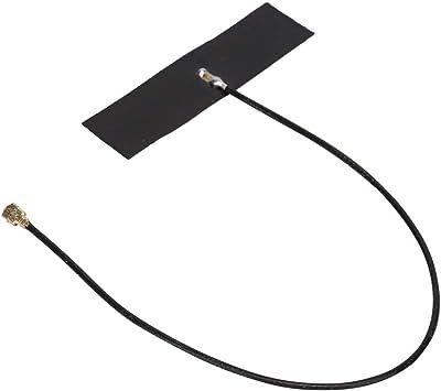 3PCS Antena IPEX, 5dBi de Alta Ganancia 2.4G 5.8G Antena ...