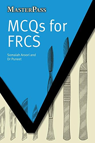 MCQs for FRCS (MasterPass)