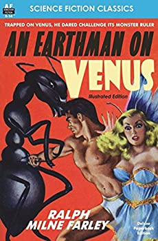 An Earthman on Venus by Ralph Milne Farley science fiction and fantasy book and audiobook reviews