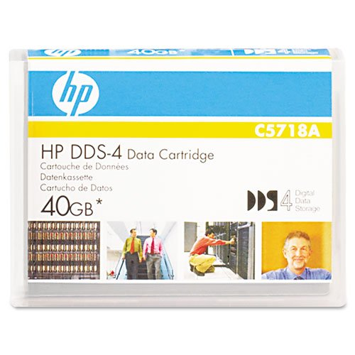 HEWC5718A - HP DAT DDS-4 Data Cartridge
