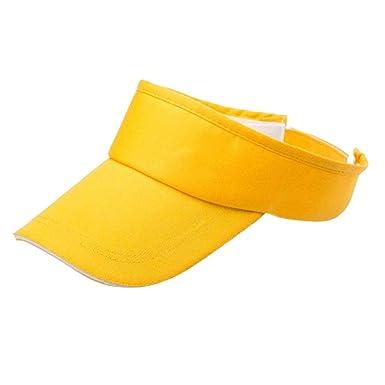 MYONA Gorra de Hombre y Mujer, Unisex Sombrero Gorra Protección ...